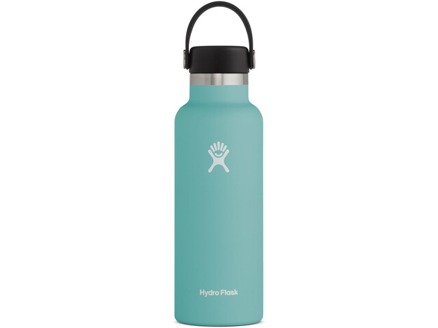 Hydro Flask Standard Mouth Drinkfles met standaard Flex Cap 532ml, alpine